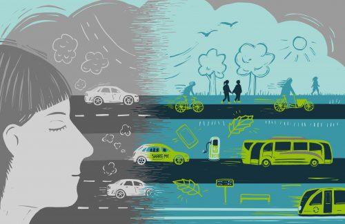 """""""Leben ohne eigenes Auto"""" – Wie Anna die Mobilität neu entdeckt"""
