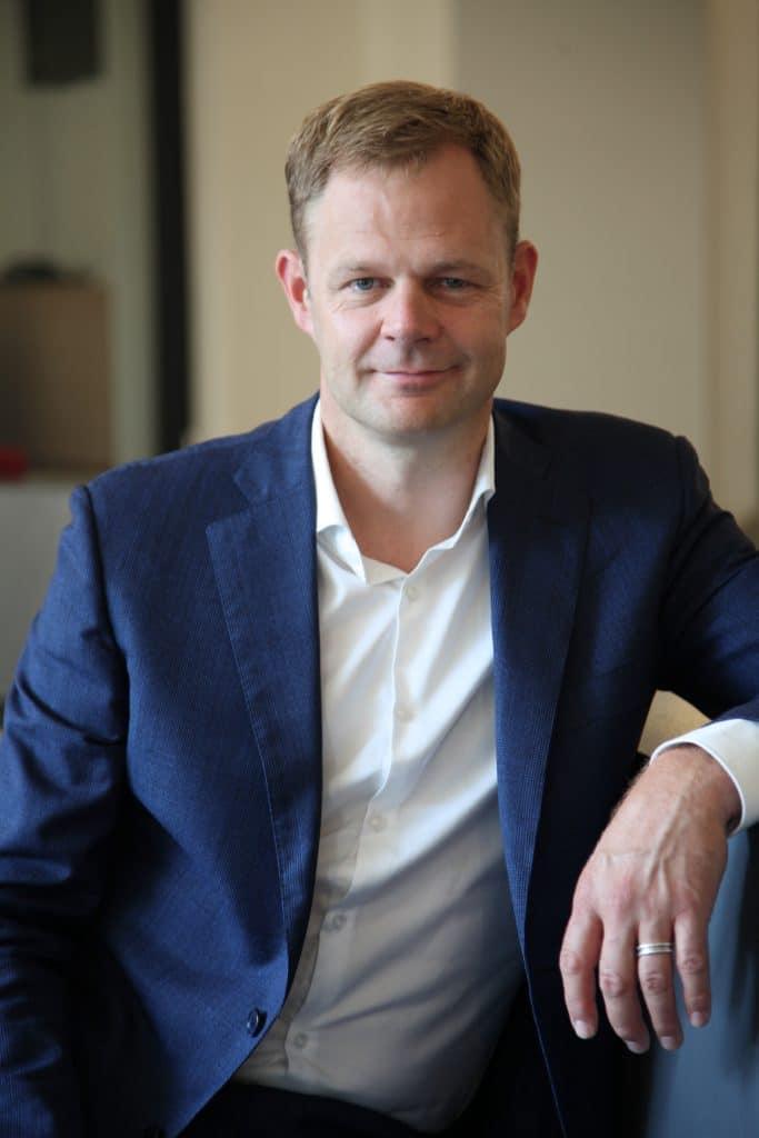 Jan Peter Schemmel ist Geschäftsführer des Öko-Instituts am Standort Berlin.