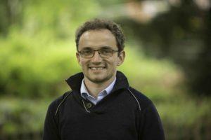 Piotr Barczak befasst sich beim European Environmental Bureau (EEB), einem Netz-werk von Umweltorganisationen, mit verschiedenen Themen der Plastikvermeidung in Europa. Quelle: privat