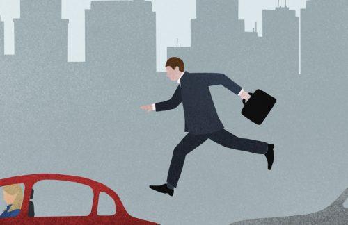 #VerkehrswendeMythen1: Auch in der Stadt ist ein Leben ohne eigenes Auto nicht möglich