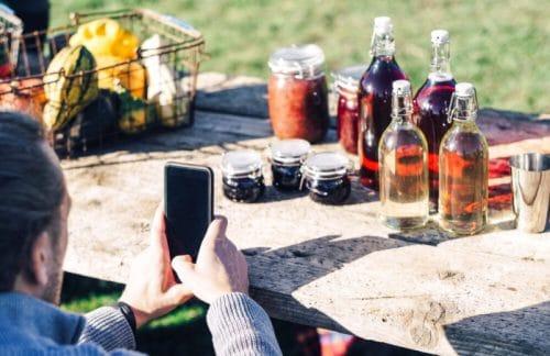 Lebensmittel-Einkauf 4.0: Nachhaltig oder nicht?