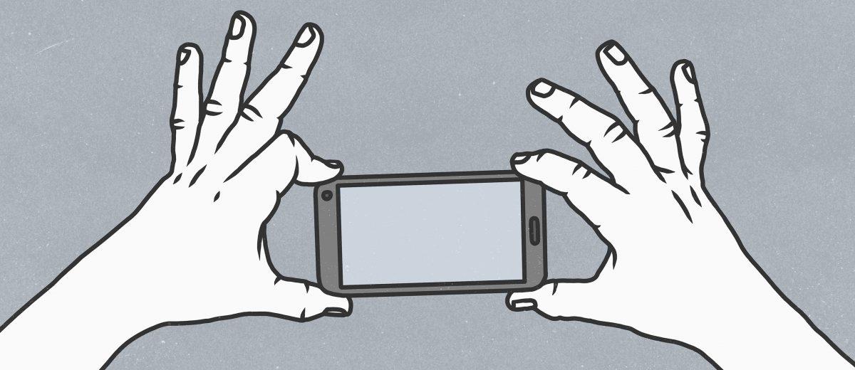 Lithium ist eine wichtige Ressource für Smartphoneakkus, Quelle: Malte Müller/ Öko-Institut