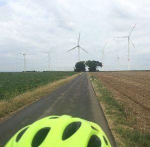 Windkraft auf dem Weg. Quelle: Öko-Institut