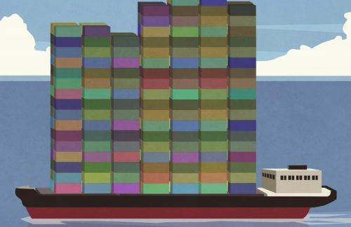 #VerkehrswendeMythen10: Schiffe sind ein klimafreundliches Transportmittel