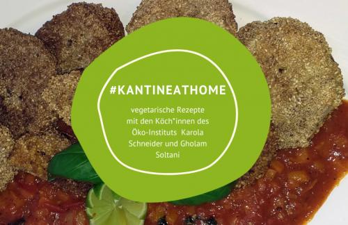 """Rezept für """"Sellerie-Scheiben in knuspriger Sesamhülle"""" #kantineathome (7)"""