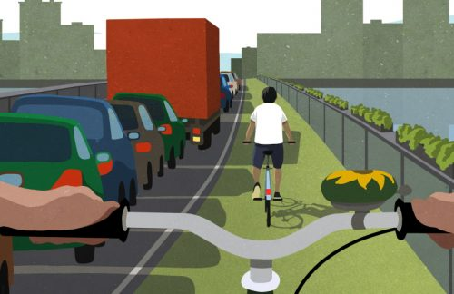 #VerkehrswendeMythen 13: Die Begünstigung von E-Autos bei der Dienstwagensteuer ist gut fürs Klima