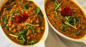 Kichererbsen-Spinat-Curry, Quelle: Öko-Institut