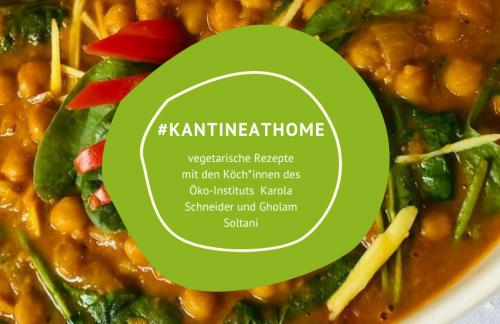 """Rezept für """"Kichererbsen-Spinat-Curry"""" #kantineathome (12)"""