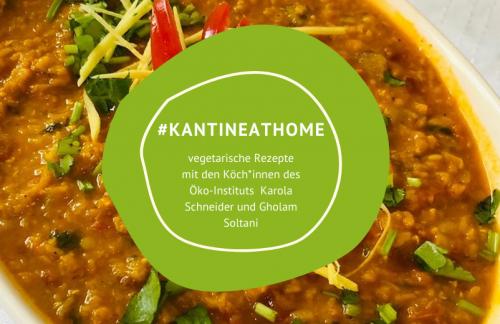 """Rezept für """"Linsencurry"""" #kantineathome (15)"""